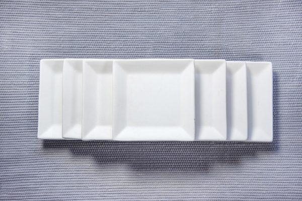 Bandejas rectangulares de Cerámica artesana en Oropesa