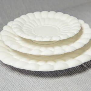 Plato Gallón de Cerámica artesana en Oropesa